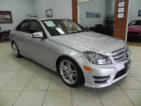 2012 Mercedes-Benz C-Class for sale at Adams Auto Group Inc. in Charlotte NC
