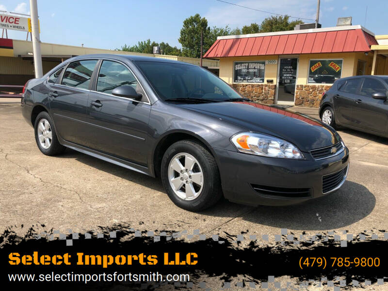 2011 Chevrolet Impala for sale in Fort Smith, AR
