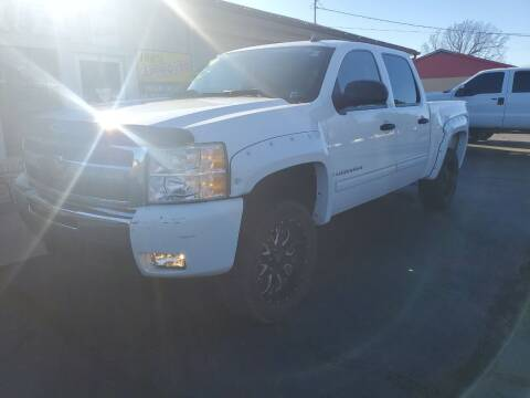 2009 Chevrolet Silverado 1500 for sale at Bailey Family Auto Sales in Lincoln AR