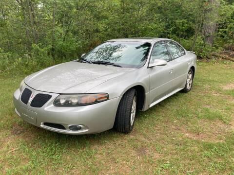2005 Pontiac Bonneville for sale at Expressway Auto Auction in Howard City MI