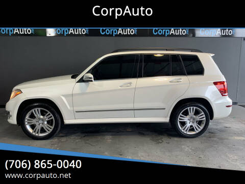 2013 Mercedes-Benz GLK for sale at CorpAuto in Cleveland GA