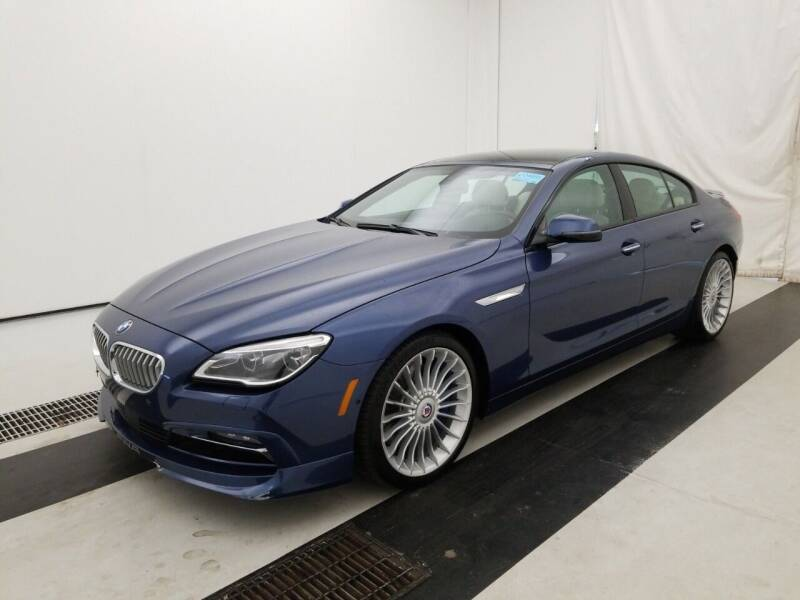 2018 BMW 6 Series for sale at Quickway Exotic Auto in Bloomingburg NY