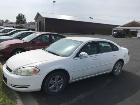 2006 Chevrolet Impala for sale at Cannon Falls Auto Sales in Cannon Falls MN
