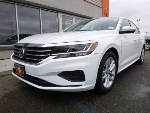 2020 Volkswagen Passat for sale at Torgerson Auto Center in Bismarck ND