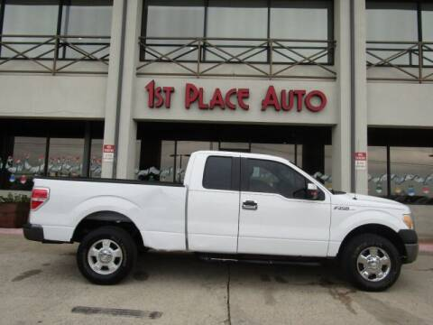 2010 Ford F-150 for sale at First Place Auto Ctr Inc in Watauga TX