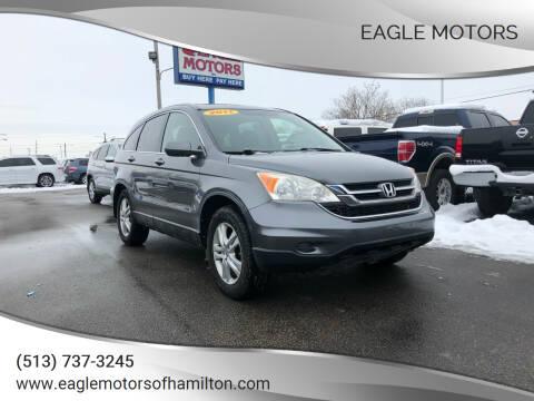 2011 Honda CR-V for sale at Eagle Motors in Hamilton OH
