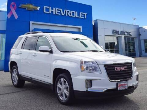 2017 GMC Terrain for sale at Bellavia Motors Chevrolet Buick in East Rutherford NJ