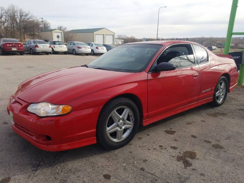 2005 Chevrolet Monte Carlo for sale at Independent Auto in Belle Fourche SD