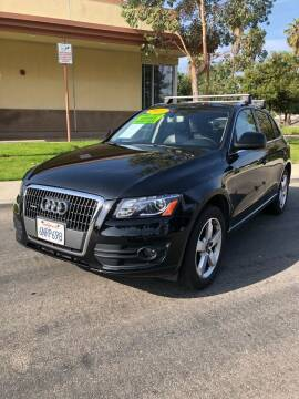 2011 Audi Q5 for sale at California Auto Trading in Bell CA