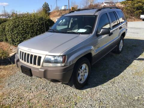 2004 Jeep Grand Cherokee for sale at Clayton Auto Sales in Winston-Salem NC