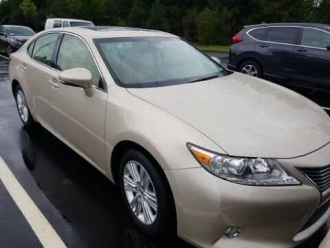 2015 Lexus ES 350 for sale at Southern Auto Solutions - Georgia Car Finder - Southern Auto Solutions - Lou Sobh Kia in Marietta GA
