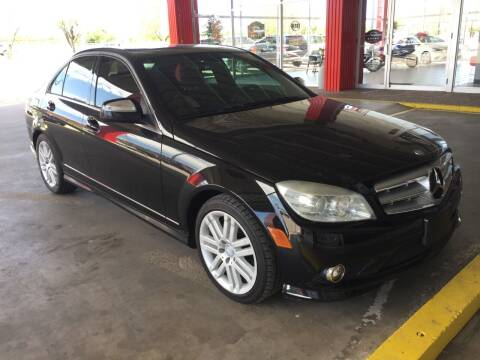 2008 Mercedes-Benz C-Class for sale at Auto Solutions in Warr Acres OK