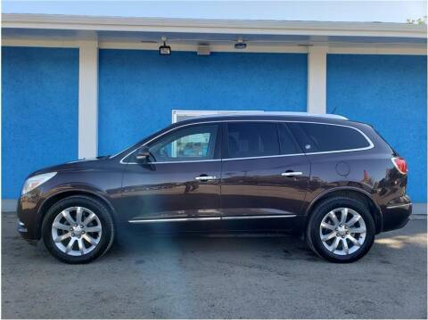 2015 Buick Enclave for sale at Khodas Cars in Gilroy CA