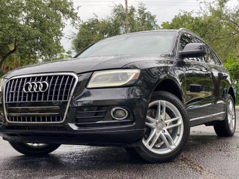 2015 Audi Q5 for sale at HIGH PERFORMANCE MOTORS in Hollywood FL