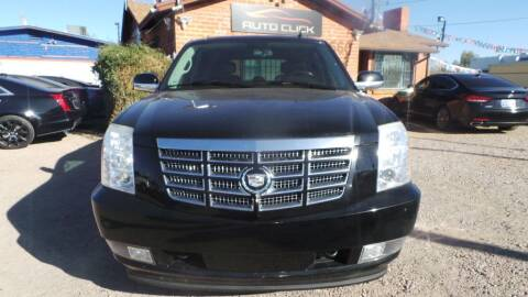 2008 Cadillac Escalade for sale at Auto Click in Tucson AZ