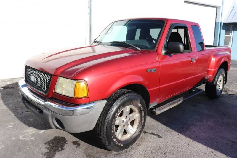 2003 Ford Ranger for sale at Keen Auto Mall in Pompano Beach FL