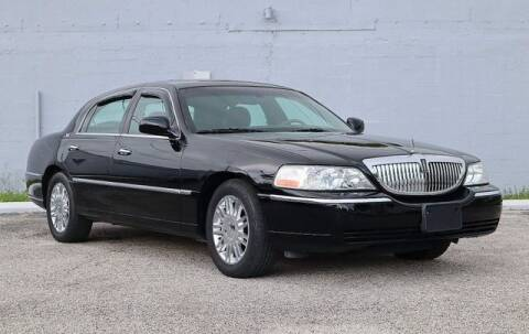 2007 Lincoln Town Car for sale at No 1 Auto Sales in Hollywood FL