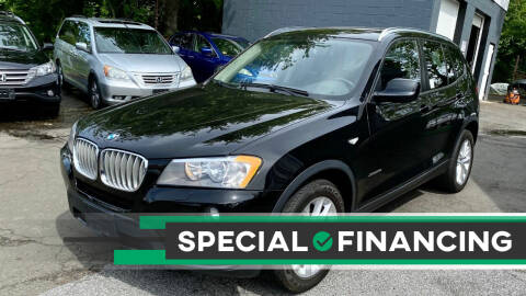2014 BMW X3 for sale at ELITE MOTORS in West Haven CT