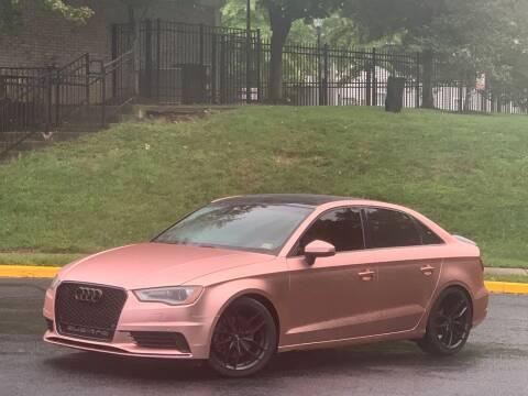 2016 Audi A3 for sale at Diamond Automobile Exchange in Woodbridge VA