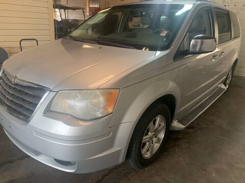 2008 Chrysler Town and Country for sale at FAIR DEAL AUTO SALES INC in Houston TX
