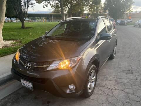 2015 Toyota RAV4 for sale at Fiesta Motors in Winnetka CA