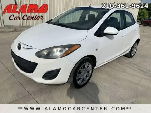 2012 Mazda MAZDA2 for sale at Alamo Car Center in San Antonio TX
