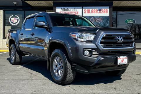2016 Toyota Tacoma for sale at Michaels Auto Plaza in East Greenbush NY