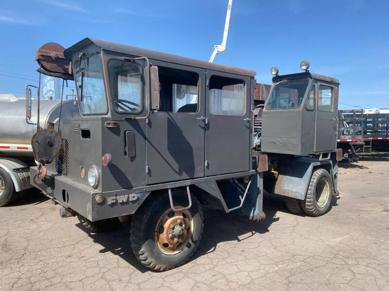 1966 Hanson HT5 for sale at Ray and Bob's Truck & Trailer Sales LLC in Phoenix AZ
