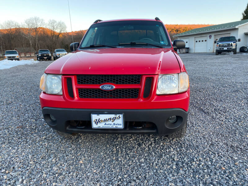 2005 Ford Explorer Sport Trac for sale at Young's Automotive LLC in Stillwater PA
