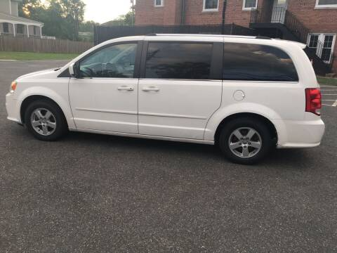2011 Dodge Grand Caravan for sale at All American Imports in Arlington VA