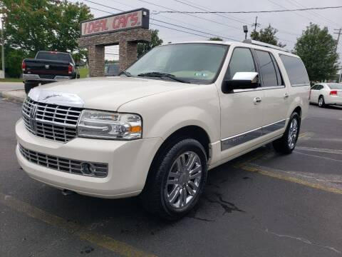 2008 Lincoln Navigator L for sale at I-DEAL CARS in Camp Hill PA