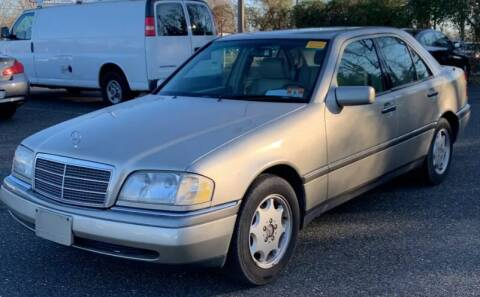 1995 Mercedes-Benz C-Class for sale at Reliable Auto Sales in Roselle NJ