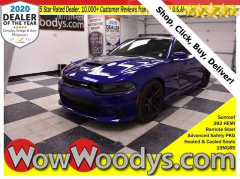 2019 Dodge Charger for sale at WOODY'S AUTOMOTIVE GROUP in Chillicothe MO