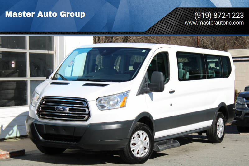 2015 Ford Transit Passenger for sale at Master Auto Group in Raleigh NC