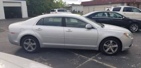 2011 Chevrolet Malibu for sale at Bill Bailey's Affordable Auto Sales in Lake Charles LA