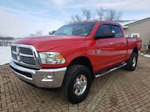 2012 RAM Ram Pickup 3500 for sale at Vess Auto in Danville OH