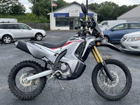 2018 Honda CRF250 for sale at All Star Auto  Cycle in Marlborough MA