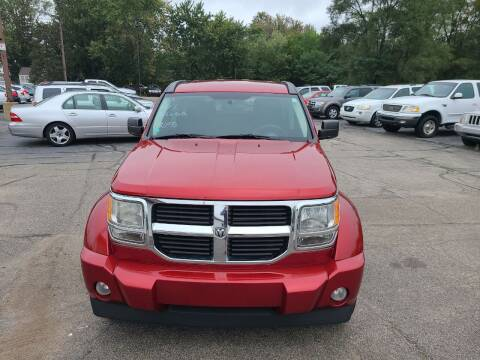 2008 Dodge Nitro for sale at All State Auto Sales, INC in Kentwood MI