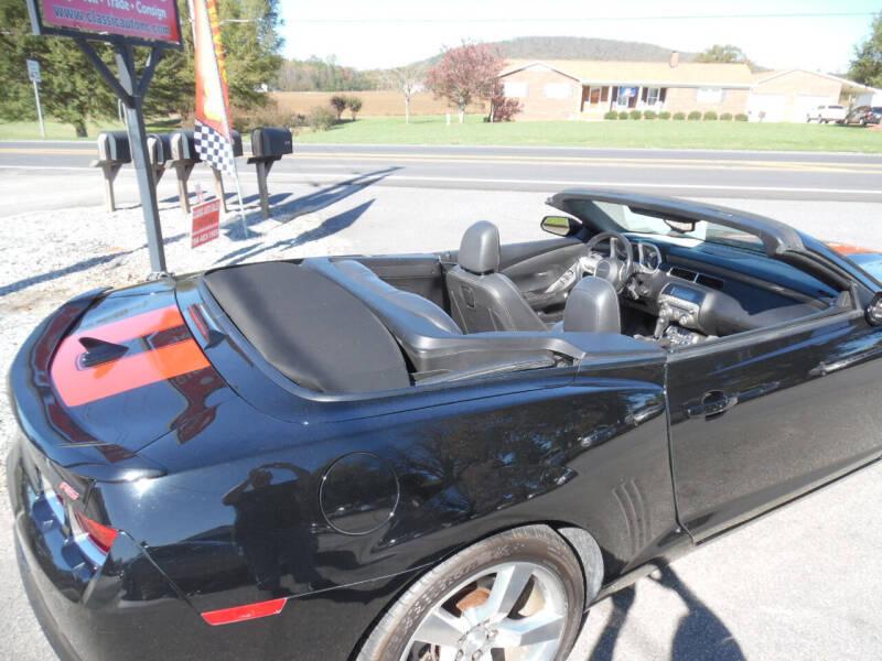 2011 Chevrolet Camaro LT 2dr Convertible w/2LT - Maiden NC