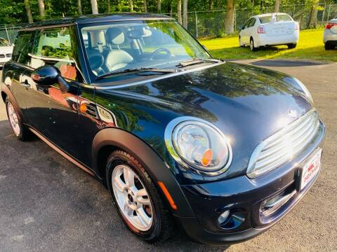 2012 MINI Cooper Hardtop for sale at MBL Auto Woodford in Woodford VA