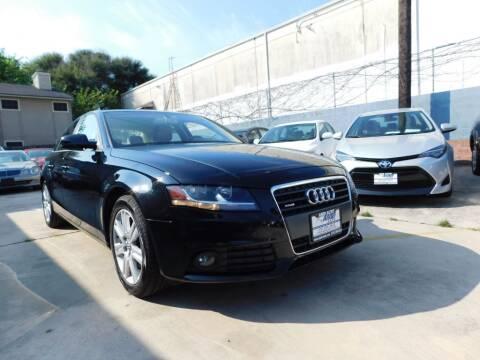 2012 Audi A4 for sale at AMD AUTO in San Antonio TX
