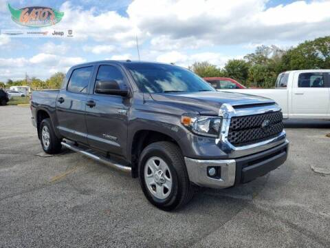 2018 Toyota Tundra for sale at GATOR'S IMPORT SUPERSTORE in Melbourne FL
