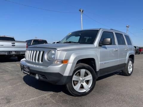 2014 Jeep Patriot for sale at Superior Auto Mall of Chenoa in Chenoa IL
