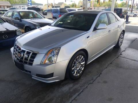 2012 Cadillac CTS for sale at Springfield Select Autos in Springfield IL