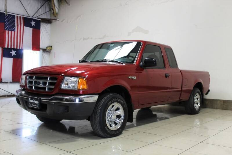 2002 Ford Ranger for sale at ROADSTERS AUTO in Houston TX