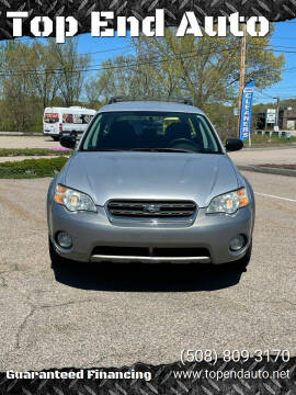 2007 Subaru Outback for sale at Top End Auto in North Atteboro MA