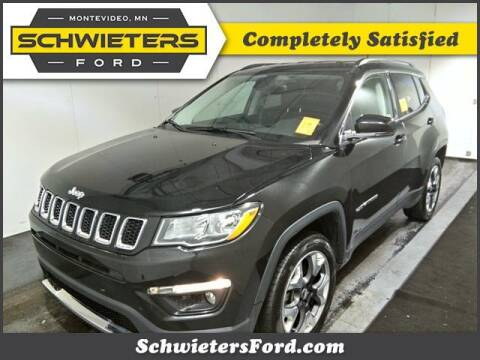 2018 Jeep Compass for sale at Schwieters Ford of Montevideo in Montevideo MN