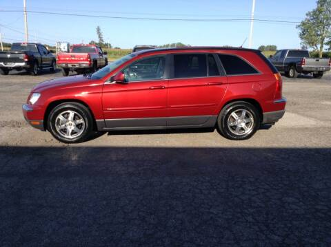 2007 Chrysler Pacifica for sale at Kevin's Motor Sales in Montpelier OH