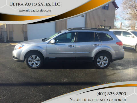 2012 Subaru Outback for sale at Ultra Auto Sales, LLC in Cumberland RI