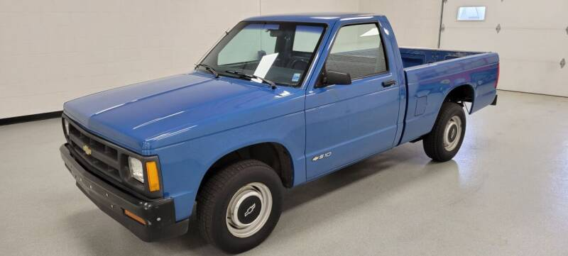 1991 Chevrolet S-10 for sale at 920 Automotive in Watertown WI